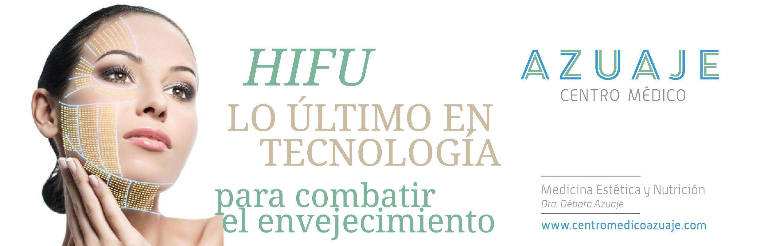 Tratamiento Hifu Facial